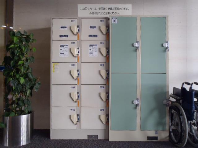 コインロッカー 小 10個 (幅350×高300×奥430)