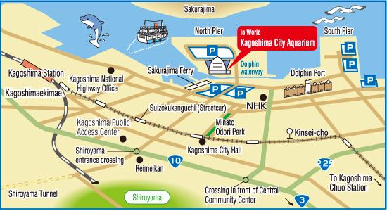 Kagoshima Cruise Port Guide CruisePortWikicom
